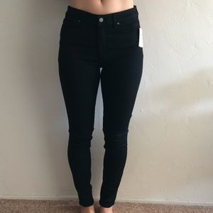 Discounted - Paige black pants